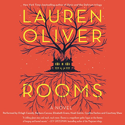 Rooms: A Novel audiobook cover art