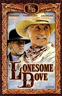 Lonesome Dove Movie Poster (11 x 17 Inches - 28cm x 44cm) (1989) Style B -(Robert Duvall)(Tommy Lee Jones)(Danny Glover)(Diane Lane)(Robert Urich)(Anjelica Huston)