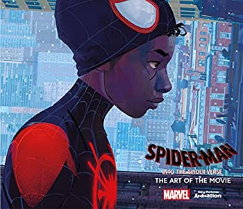 Spider-Man  Into the Spider-Verse -The Art of the Movie