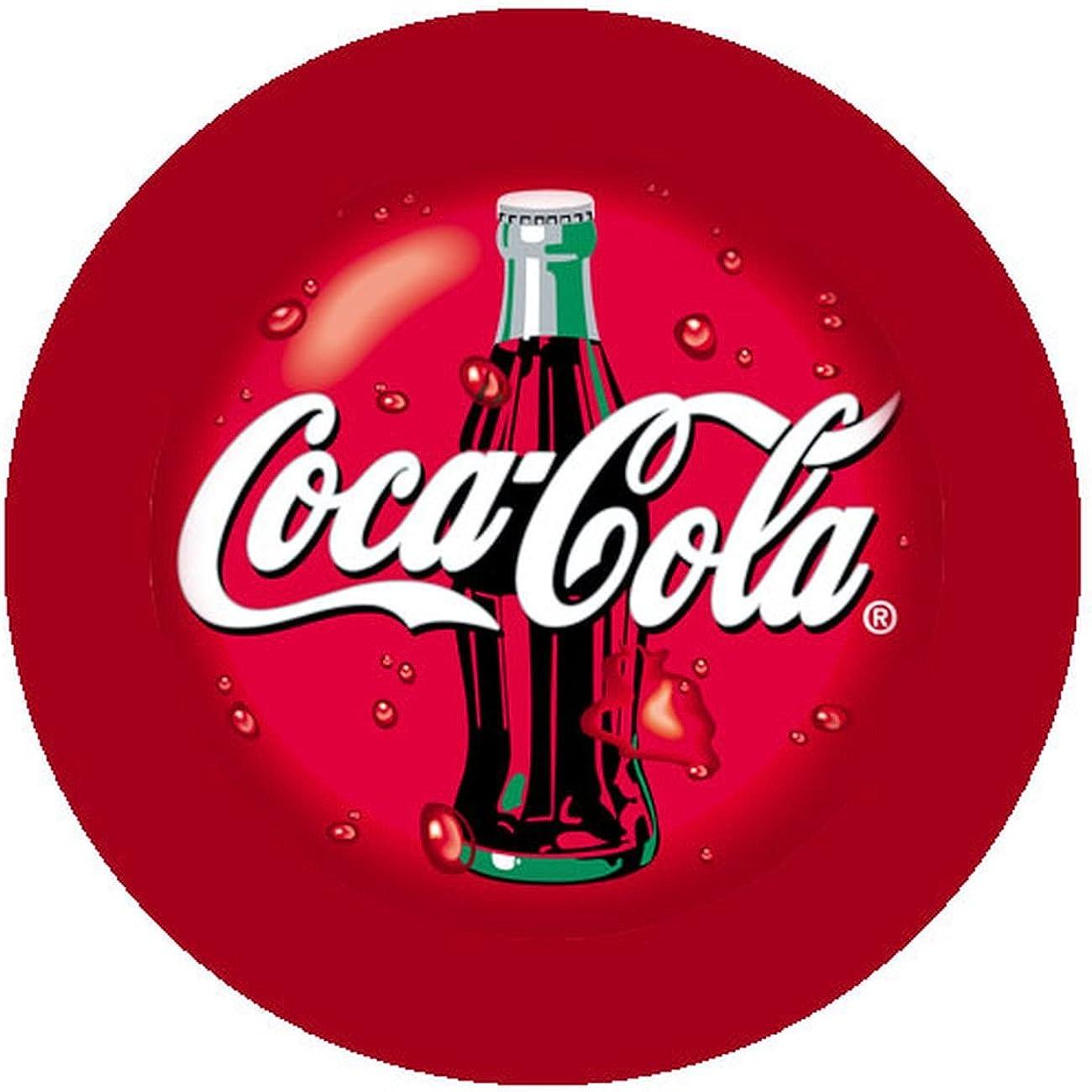 Portland Mall Coca Cola Coke Pinback Pin trust Drink Button