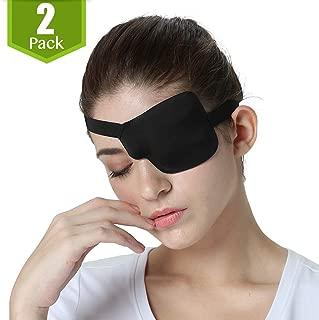 FCAROLYN 3D Eye Patch (Left Eye/Pack of 2)