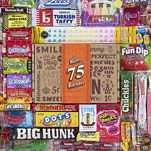 Retro Candy Gift Box