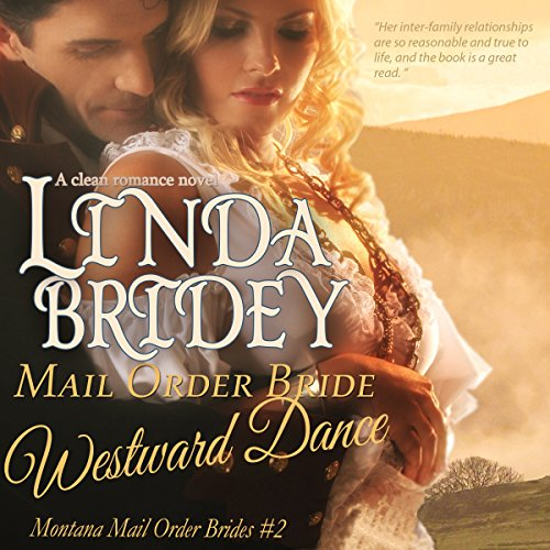 Mail Order Bride, Westward Dance audiobook cover art