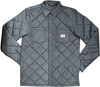 Vans Men's Gemstoned Jacket Charcoal Grey VN-02C5RVN