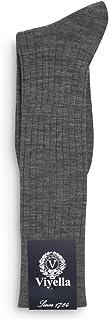 Viyella Mens Wool Half Hose Sock