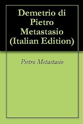 Demetrio di Pietro Metastasio