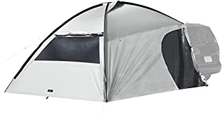 FIELDOOR カーサイドタープ カーサイドシェルタータープ 簡単設置 吸盤フック 車 オーニング キャンプ 車中泊 デイキャンプ 着替え 日よけ