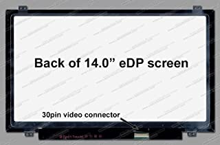AUO B140HAN01.1 IPS High Gamut for ThinkPad T440 New Replacement LCD Screen for Laptop LED Full HD Matte