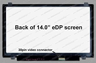AUO B140HAN01.3 72% Gamut 16.2M Colors Wide View New Replacement LCD Screen for Laptop LED Full HD Matte