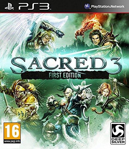 Sacred 3 - Édition Première [Importación Francesa]