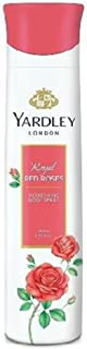 Yardley London Red Rose Deodorant For Women (150-ML)