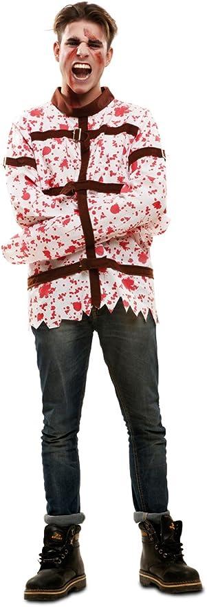 VIVING - Disfraz demente sangrientom/l: Amazon.es: Juguetes y ...