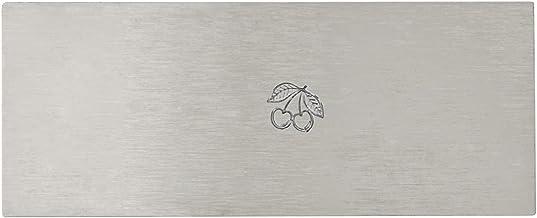 Kirschen 3800008 skåp skrapa, silver, 150 x 60 x 0,8 mm