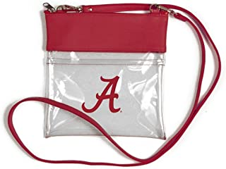 Desden University of Alabama Clear Gameday Crossbody Bag