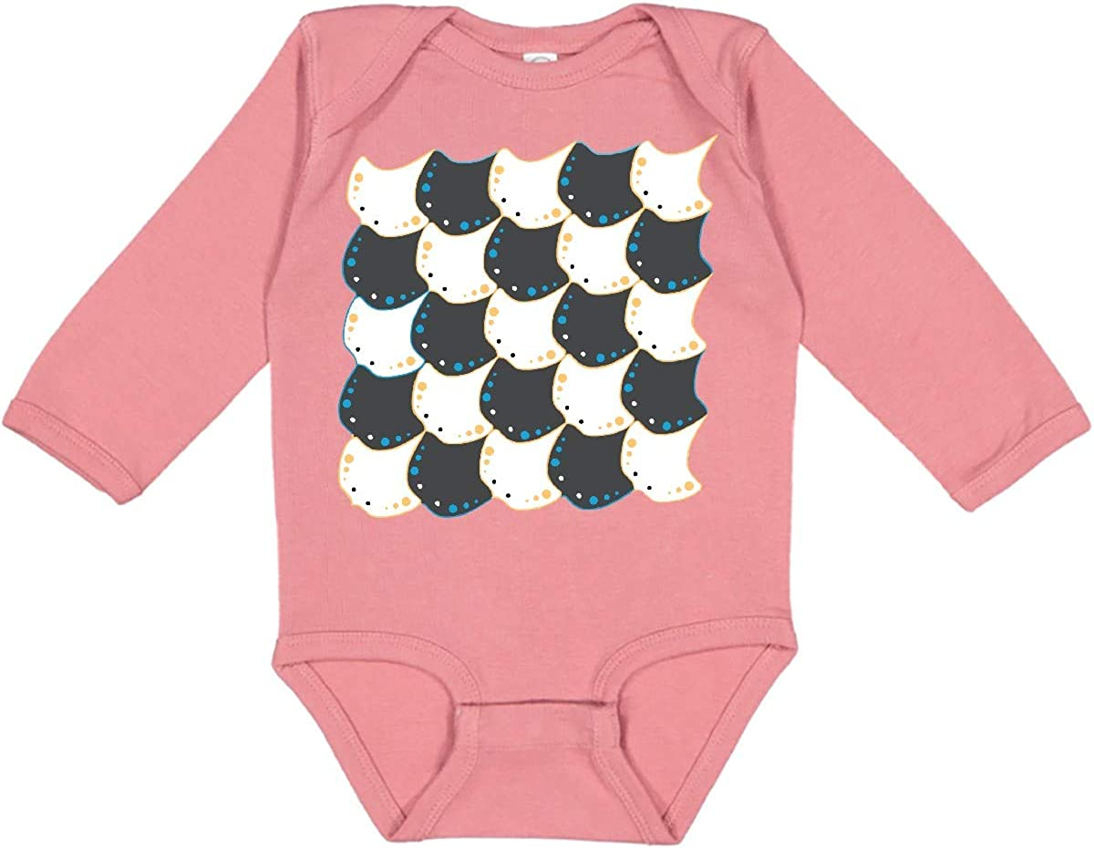 inktastic Stingray Tessellation Pattern Long Awareness Sl SEAL Max 72% OFF limited product Autism