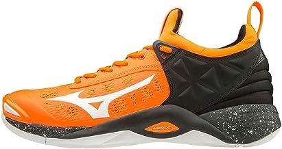 Mizuno Men's Wave Hayate 6 Trail Running Shoes, Yellow (Bolt/Black 09), 45 EU