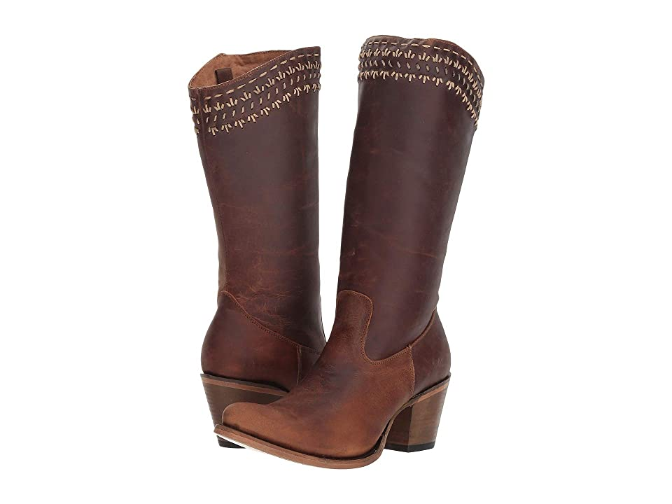 Corral Boots Q5046 (Brown) Cowboy Boots