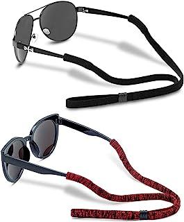 Double Adjustable Strings Ajetex Eyewear Sunglass Holder Neck Strap 24cm