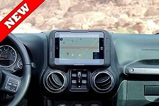 Carrichs TDK616 - 2011-2017 Jeep Wrangler Tablet Dash Mount Kit for Apple iPad Mini 1 2 3