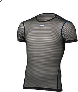 ファイントラック(finetrack) パワーメッシュTシャツ ブラック FUM0812 メンズ S