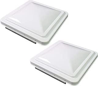 Best dometic fan tastic ultrabreeze vent cover white Reviews
