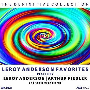 Leroy Anderson's Favorites