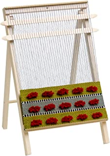 Schacht Spindle Company School Loom with Stand, 15X21 inches (SL2200)