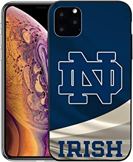 Thin Fit Designed for Apple iPhone 11 Case,Rugby American Football Game Sports Plastic Full Protection Matte Finish Grip Phone Cover Shell Compatible with iPhone 11 Case,Se27-103