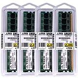 4GB KIT (4 x 1GB) for Gateway GT Series Desktop GT5432 GT5435E GT5436E GT5438 GT5448E GT5449E GT5453E GT5453H GT5456H. DIMM DDR2 Non-ECC PC2-5300 667MHz RAM Memory. Genuine A-Tech Brand.