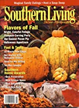 Southern Living, October 2007 Issue