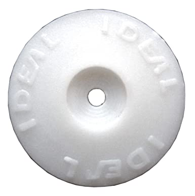 50 strap cap washers for corrugated sheet fixings.