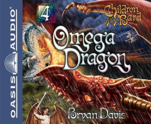 Couverture de Omega Dragon