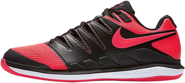 Nike Zoom Vapor X Tennis skor svart röd Springa 2018 2018 2018 41  tveka inte! köp nu!