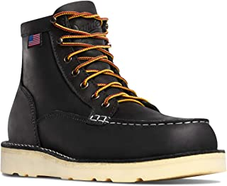 Men's Bull Run Moc Toe Work Boot