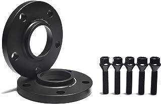 JTP 2pcs 20mm Safe Forged Wheel Spacer 5x120 fit for BMW E36,E46,E90,E91,E92,E93,Z3,Z4,Z8,M3,M2,M4,M5,M6 (Hub Centric),+Bolts (20mm)