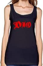 VEBLEN Women's DIO Design Cotton Tank Top