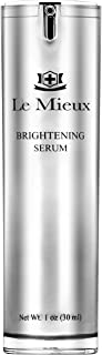 Le Mieux Brightening Serum - Azelaic Acid & Peptide Serum for Face, Powerful Facial Serum for Glowing Skin, Help Minimize ...