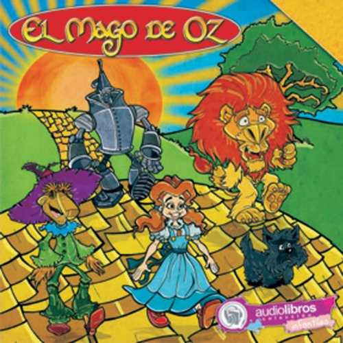 El Mago de Oz [The Wizard of Oz] cover art