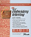 Brother ELS Embroidery Lettering Monogramming Software