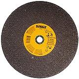 DEWALT Chop Saw Wheel, General Purpose, 14-Inch x 7/64-Inch x 1-Inch (DWA8011)