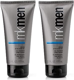 Mary Kay MK Men Cooling After-Shave Gel 2.5 fl. oz. / 73 ml - 2 Pack
