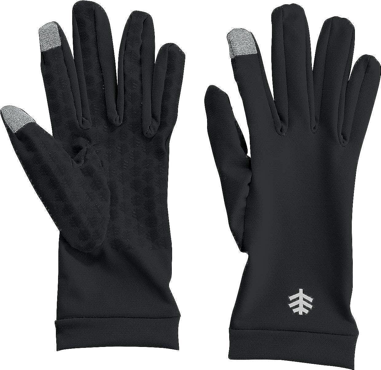 Coolibar UPF 50+ Men's Women's Gannett Sun Protectiv UV Gorgeous Gloves - Max 53% OFF