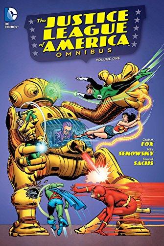 Justice League of America Omnibus Volume 1 HC