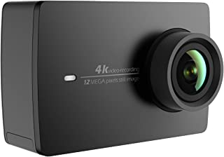 Xiaomi Yi 4K Aksiyon Kamera Siyah Aksiyon Kamera