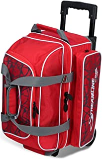 Storm Streamline 2 Ball Roller Bowling Bag Red Crackle/Red
