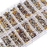 Generic mezclado Crowns Cuantidad parte reparación de accesorios FamilyMall tamaño al az...