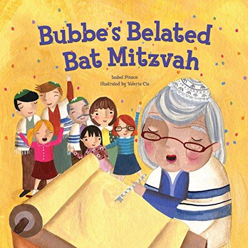 Bubbe's Belated Bat Mitzvah copertina