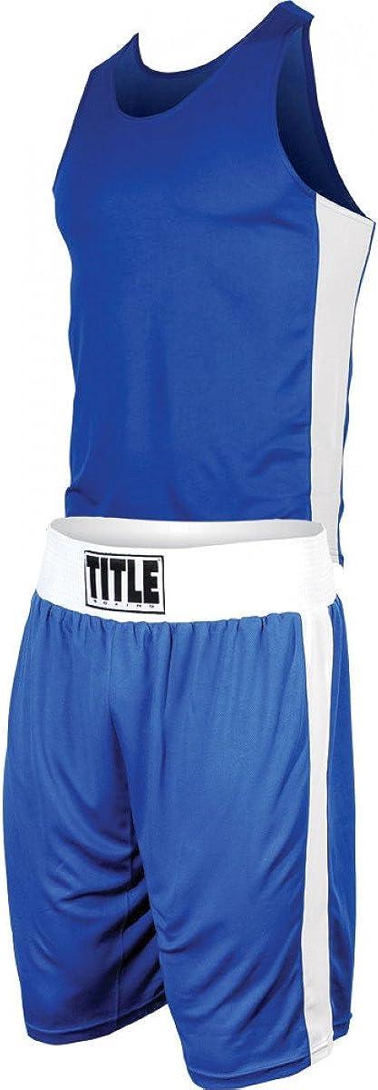 Title Boxing Aerovent Elite Amateur Boxing Set (Original) : Sports & Outdoors