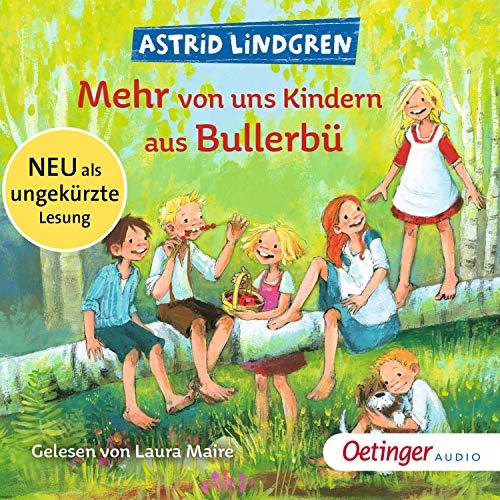 Mehr von uns Kindern aus Bullerbü audiobook cover art