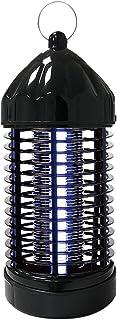 PECHTY Lámpara Antimosquitos,Antimosquitos Electrico Lámpara, Anti MosquitosTranquilo y ecológico Lámpara Anti Mosquitos para Interiores al Aire Libre (8x3.2cm, Negro)